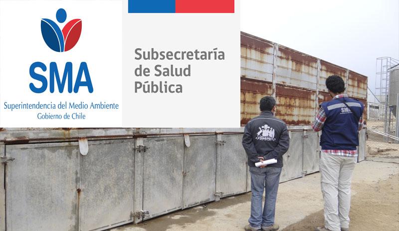 SMA y la Subsecretaria de Salud Pública firman protocolo de colaboración