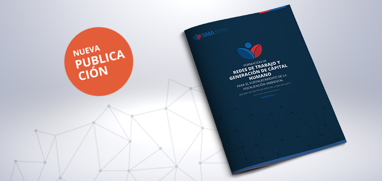 Publicación SMA: Formación de redes de trabajo y generación de capital humano
