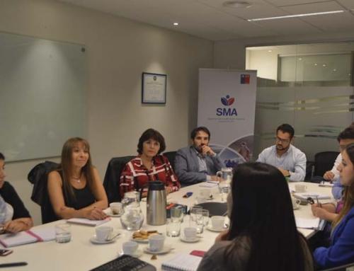 Reuniones de coordinación con contrapartes RENFA