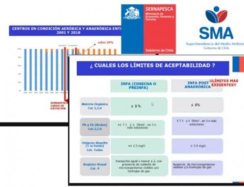 Ciclo de capacitaciones SMA-SERNAPESCA
